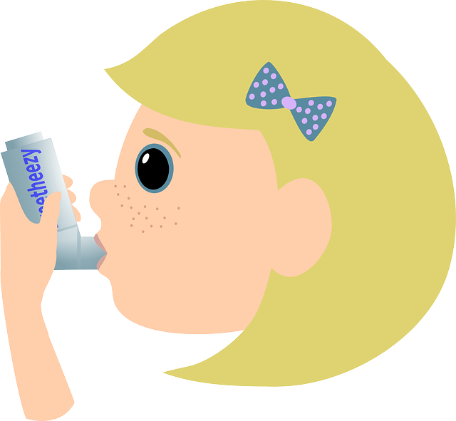 chlorine in water cause asthma in children