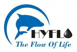 Hyflo alkaline water Logo