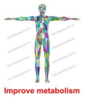 alkaline water enhance metabolism