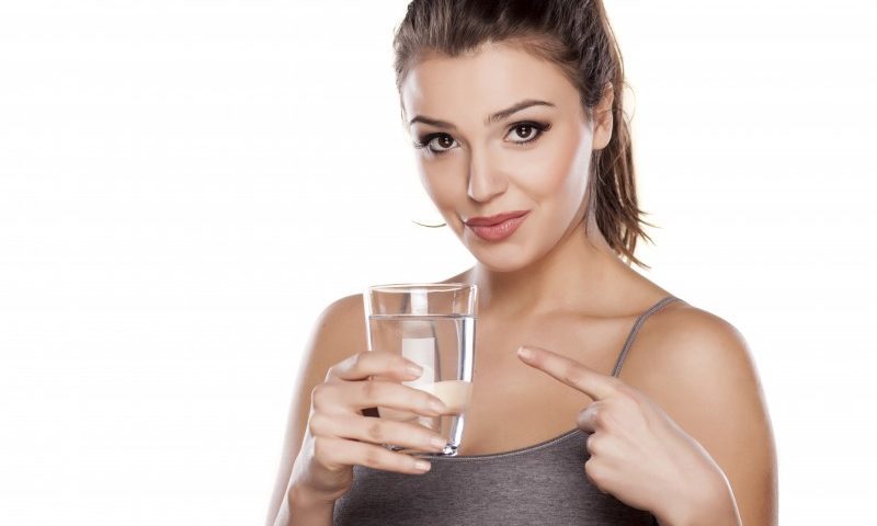 alkaline water is anti-oxidant, it has anti-aging benefits making you look younger